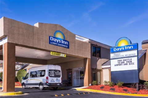 Days Inn By Wyndham College Park Airport Best Road