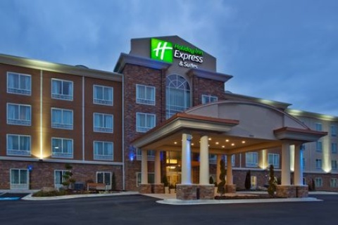 Holiday Inn Express & Suites Atlanta Arpt West